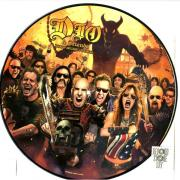 Виниловая пластинка DIO FRIENDS - 'STAND UP SHOT' FOR CANCER (PICTURE DISC)