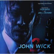 Виниловая пластинка САУНДТРЕК - JOHN WICK: CHAPTER 2 (JOEL J. RICHARD TYLER BATES) (2 LP)