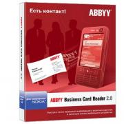 ABBYY Business Card Reader 2.0 for Windows (ABCR-22NE1U-102)