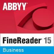 Подписка (электронный ключ) ABBYY FineReader PDF 15 Business 1 year