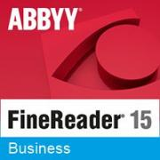 Право на использование (электронный ключ) ABBYY FineReader PDF 15 Business Full