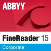 Подписка (электронный ключ) ABBYY FineReader PDF 15 Corporate 1 year