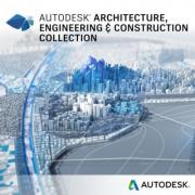 ПО по подписке (электронно) Autodesk Architecture Engineering & Construction Collection IC Multi-user ELD Annual (1 year) S