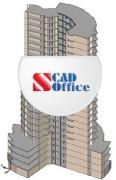 Право на использование SCAD МОНОЛИТ - проектирование монолитных ребристых перекрытий