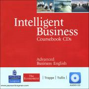 Intelligent Business: Advanced: Coursebook CDs (аудиокурс на 2 CD)
