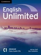 Adrian Doff, Ben Goldstein. English Unlimited Advanced Class Audio CDs (3) (аудиокнига CD) ISBN 9780521144469.