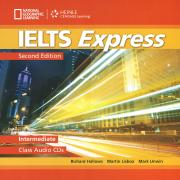 IELTS Express: Intermediate (аудиокурс на CD)