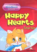 Jenny Dooley, Virginia Evans. Happy Hearts: Starter: Songs CD (аудиокурс на CD) ISBN 978-1-84862-647-8.