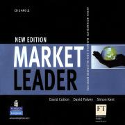 Market Leader New Edition: Upper-Intermediate: Class CDs (аудиокурс на 2 CD)