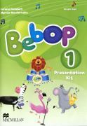 Lorena Peimbert, Myriam Monterrubio. Bebop 1: Presentation Kit (аудиокурс CD) ISBN 978-0-230-45300-5.