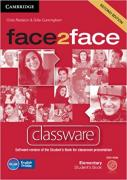 face2face Elementary Classware DVD-ROM (аудиокнига на DVD)