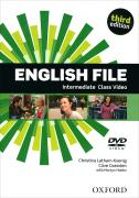 Clive Oxenden, Christina Latham-Koenig, Martyn Hobbs. English File: Intermediate (аудиокурс на DVD-ROM) ISBN 978-0-19-459720-3.