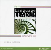 New Language Leader: Pre-Intermediate: Class Audio CDs (аудиокурс на 2 CD)
