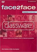 Chris Redston, Gillie Cunningham. Face2face Elementary Classware DVD-ROM: Software version of the Student's Book for classroom presentation (аудиокнига на DVD) ISBN 9780521740456.
