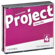 Tom Hutchinson. Project 4: Class CDs (аудиокурс на 3 CD) | Hutchinson Tom ISBN 978-0-19-476593-0.