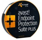 Право на использование (электронно) AVAST Software avast! Endpoint Protection Suite Plus, 2 years (500-999 users)