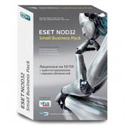 ESET NOD32 Small Business Pack newsale for 10 user NOD32-SBP-NS(CARD)-1-10