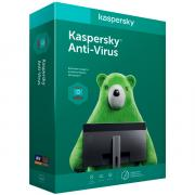 Антивирус Kaspersky Anti-Virus 2ПК на 1 год 2016