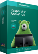 Kaspersky Lab Kaspersky Anti-Virus Russian Edition. 2 лиц., 1 год, Продление, Download Pack (KL1171RDBFR)