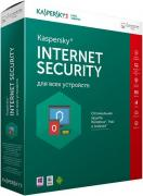 ПО Kaspersky Internet Security Multi-Device Russian Edition. 3-Device 1 year Renewal Card