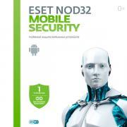 Антивирус для смартфона ESET NOD32 Mobile Security 1 устройство бессрочный
