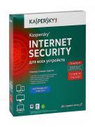 Программное обеспечение Kaspersky Internet Security Multi-Device Russian Edition 2Dt 1 year Renewal Box (KL1941RBBFR)