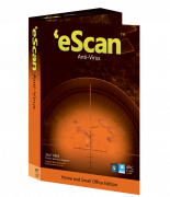 eScan Antivirus (AV) with Cloud Security renewal, 1 ПК, 1 год (RE-ES-AV-1)
