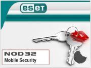 Право на использование (электронный ключ) Eset NOD32 Mobile Security продление на 1 год