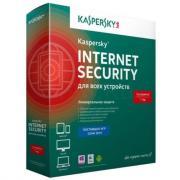 Антивирус Касперского Internet Security Multi-Device Russian Edition (для 5 ПК на 1 год)