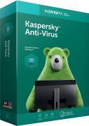 Kaspersky Anti-Virus Russian Edition. 2 лиц., 1 год, Базовая, Download Pack