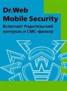 Dr.Web Mobile Security на 1 устройство, 36 мес LHM-BK-36M-1-A3