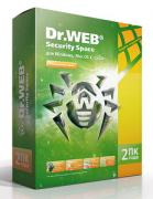 Антивирус ПО DR.Web Security Space 2 ПК / 2 года (BHW-B-24M-2-A3)