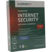 Антивирус Лаборатория Касперского Kaspersky Internet Security Multi-Device Russian Edition 3ПК 1 год Base Box ( KL1941RBCFS )