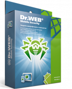 DrWeb Dr.Web Mobile Security - на 2 устройства, на 36 мес., КЗ
