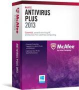 ПО McAfee Anti-Virus Plus 2013 для 3