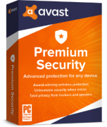 Подписка (электронный ключ) AVAST Software Premium Security for Windows 1 PC, 2 Years