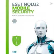 Антивирус для смартфона ESET NOD32 Mobile Security 1 устройство на 1 год