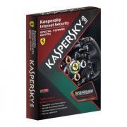 ПО Kaspersky Internet Security Special FERRARI Rus 1-Desktop 1 year Base Box (KL6815RBAFS)