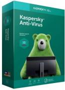 ПО Kaspersky Anti-Virus Russian Edition. 2-Desktop 1 year Base Box