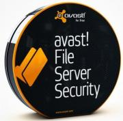 Право на использование (электронно) AVAST Software avast! File Server Security, 2 years (2-4 servers)