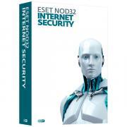 Антивирус ESET NOD32 Internet Security на 1 год на 1ПК