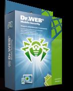 DrWeb Dr.Web Mobile Security - на 5 устройства, на 24 мес., КЗ