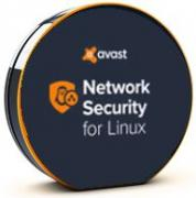Право на использование (электронно) AVAST Software avast! Network Security for Linux, 1 year, 5-9 users