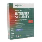 Антивирус Касперского Internet Security Multi-Device Russian Edition (для 2 ПК на 1 год)