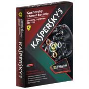 Антивирус Kaspersky Internet Security Special Ferrari Edition