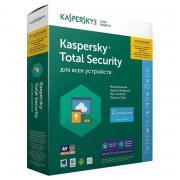 Продление Kaspersky Total Security