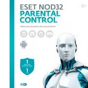ПО для смартфона ESET NOD32 Родительский Контроль 1 устройство на 1 год