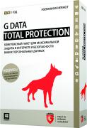 G Data TotalProtection 1 год 1 ПК (10031)