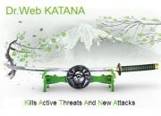 Право на использование (электронный ключ) Dr.Web Katana - продление 12 мес, 1 ПК