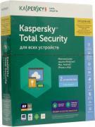 Антивирус Kaspersky Total Security Multi-Device